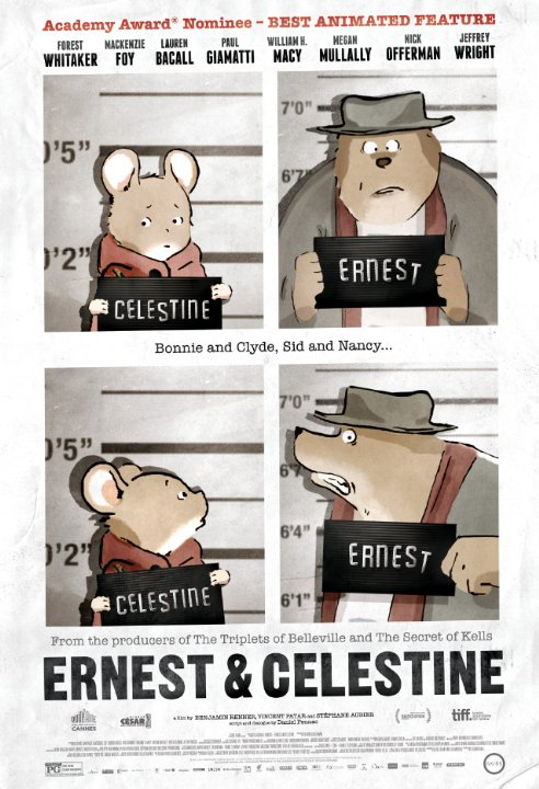 Ernest and Celestine Movie